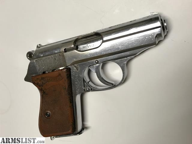 Walther ppk serial number dating 2