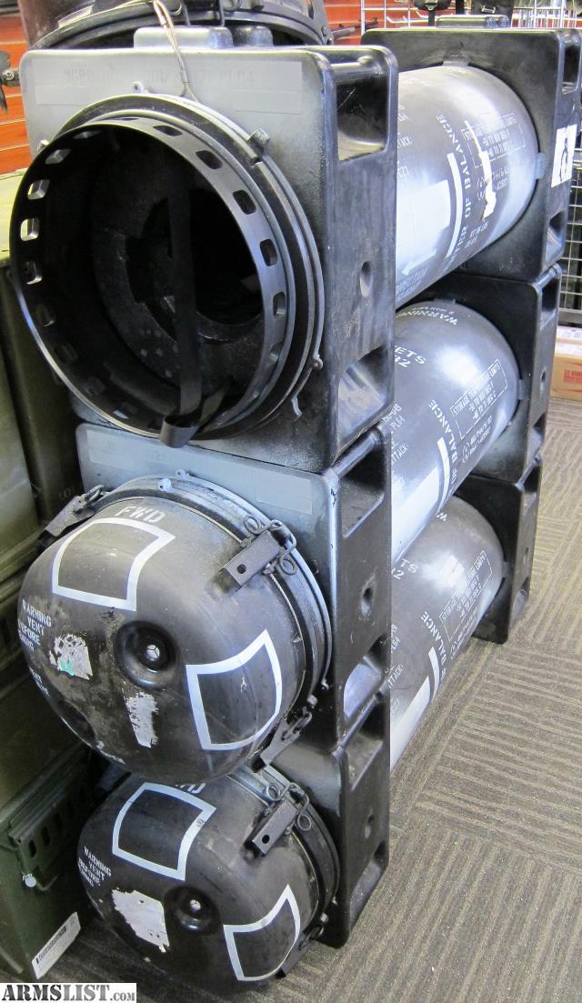 Military Surplus Columbus Ohio >> ARMSLIST - For Sale: Military Surplus Storage Tubes