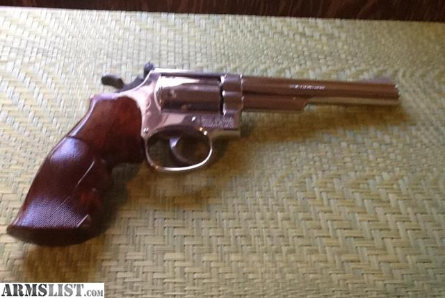 ARMSLIST - For Sale: Smith & Wesson 357 Magnum model 19-4 6 inch