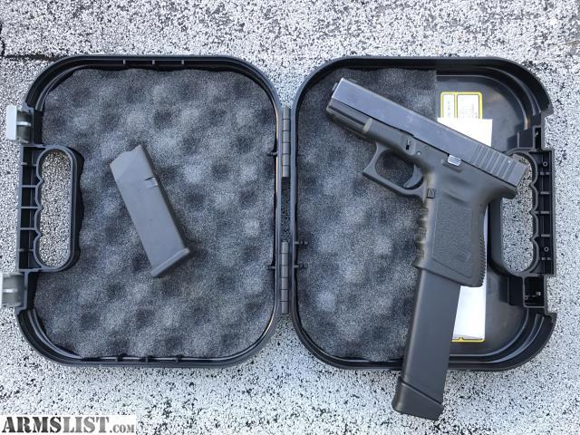 Glock model 22 owners Manual