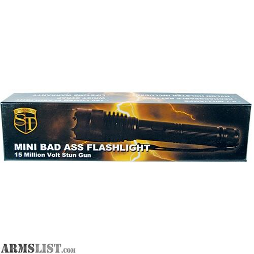 armslist for sale mini bad ass flashlight stungun