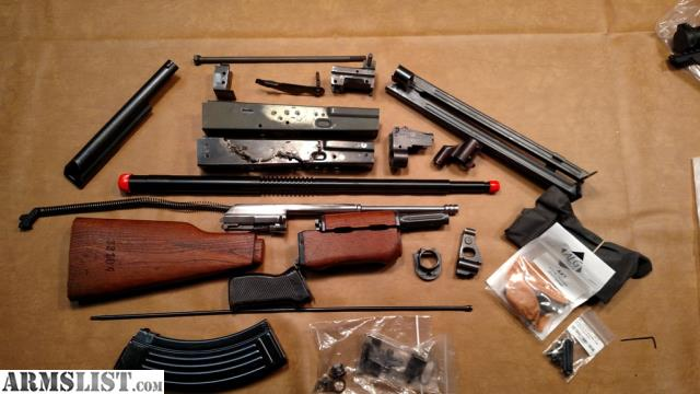 ARMSLIST - For Sale/Trade: WTS / WTT: Yugo M72 matching