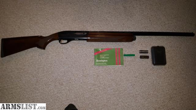 Remington ~ 11-87 premier trap ~ 12 ga.