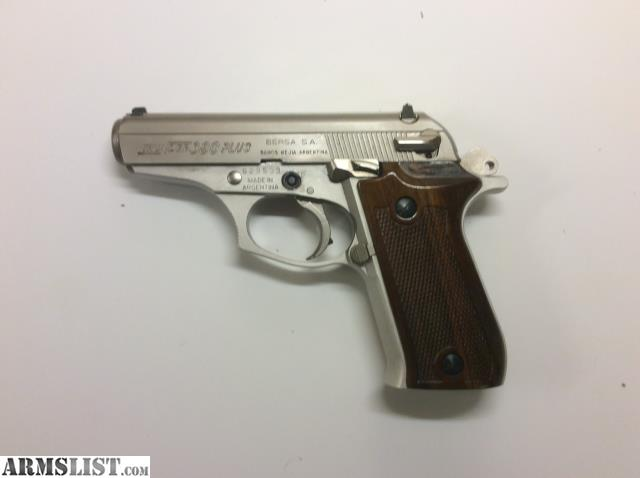 ARMSLIST - For Sale/Trade: bersa thunder 380 plus