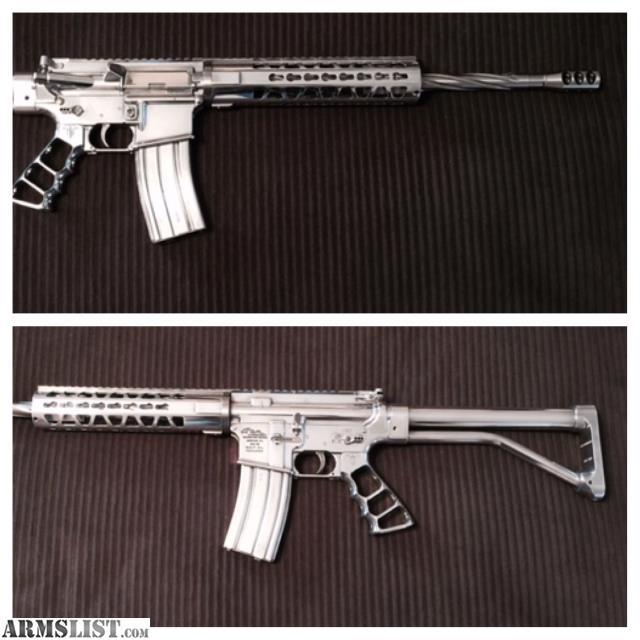 Armslist For Sale Trade Custom Fully Polished Ar15