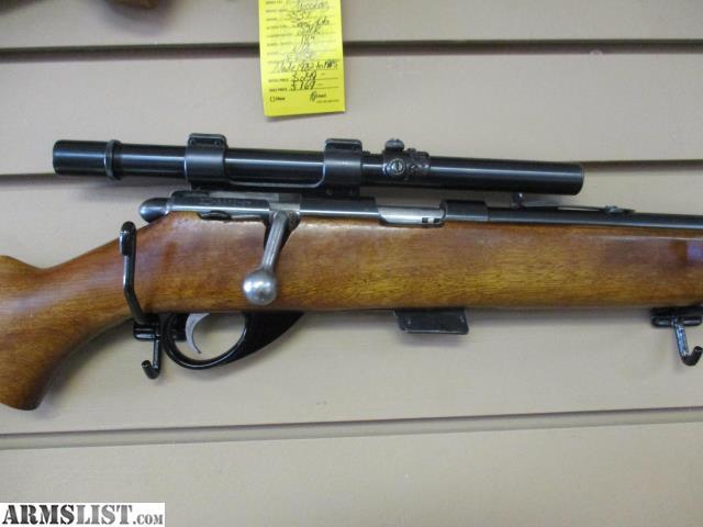 ARMSLIST - For Sale: Sears Ranger 103-2 Bolt Action .22LR ...