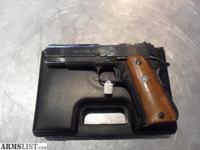 ARMSLIST - For Sale: Llama 9mm Parabellum 1911 Semi Auto Pistol