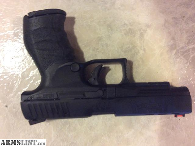 ARMSLIST - For Sale: Walther PPQ  22lr target