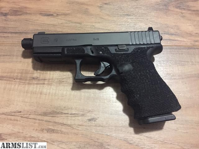 glock 19 suppressor