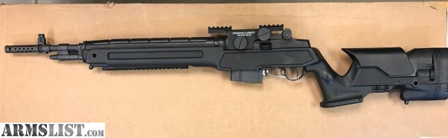 ARMSLIST - For Sale: Springfield Armory M1A Scout Squad