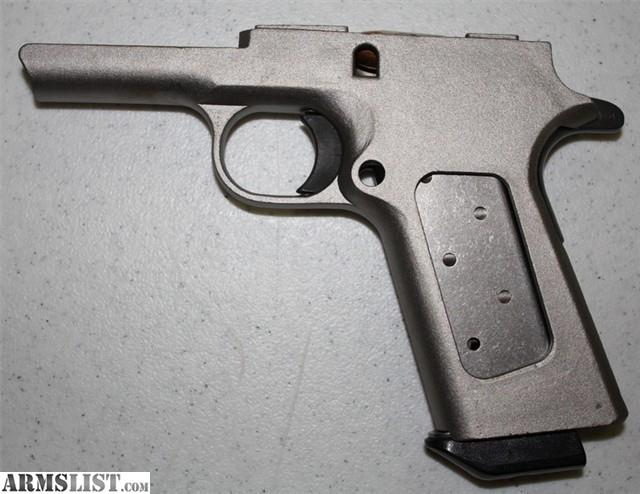 ARMSLIST - For Sale: 1911 casting forging not 80% percent frame parts