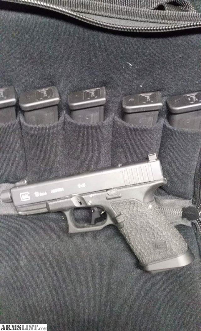 It's just a picture of Smart Glock 19 Gen 4 Blue Label Price