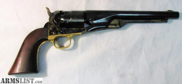 Armslist For Sale Pietta Model 1860 Army 44 Caliber