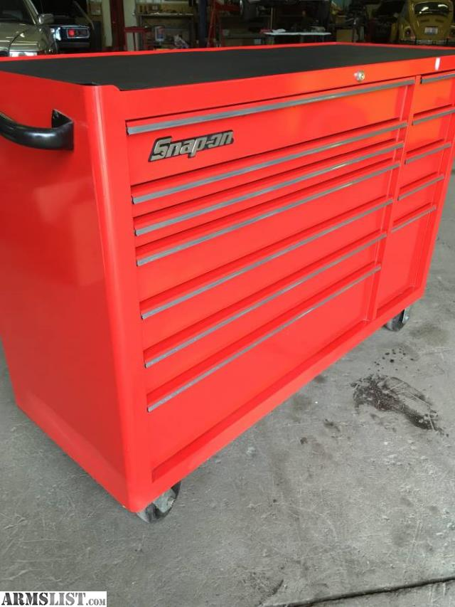 large tool boxes for sale armslist for f t snap on tool box large roll around 8906