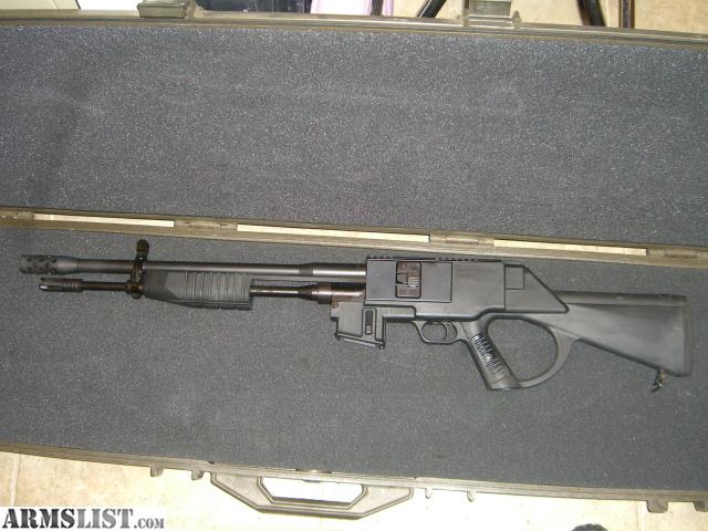 ARMSLIST - For Sale: Crossfire MK-1 12 Gauge / 223 over ...