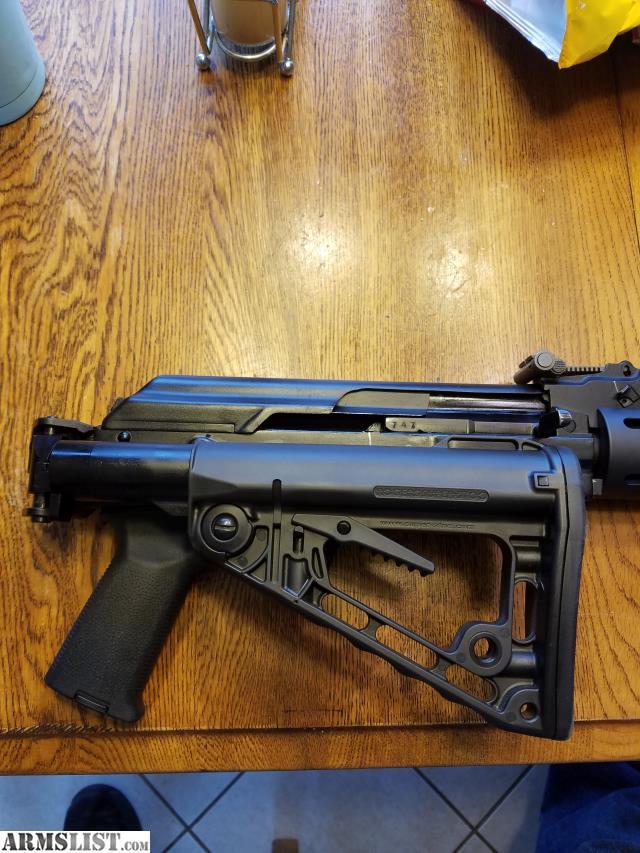 ARMSLIST - For Sale/Trade: AK VEPR 7 62x54r, Tactical setup