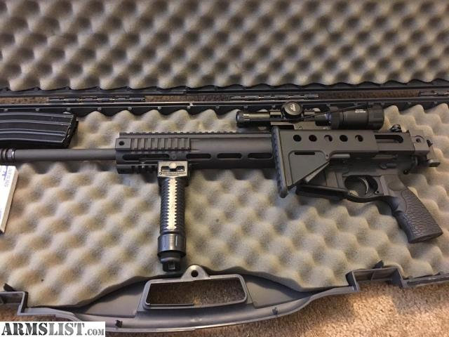 ARMSLIST - For Sale: PARA TTR 5 56 AR-15