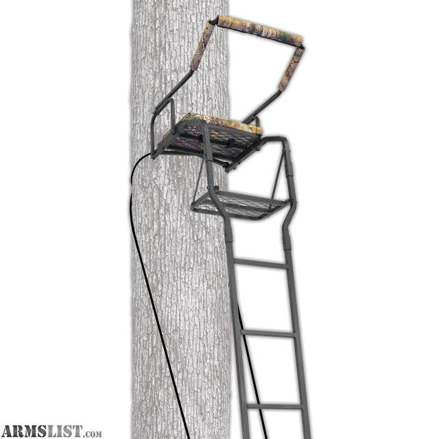 Trade Stands For Sale : Armslist for sale trade tree stand and feeders