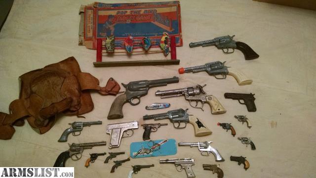 Armslist for sale antique cap guns collectibles for Antiques and collectibles for sale