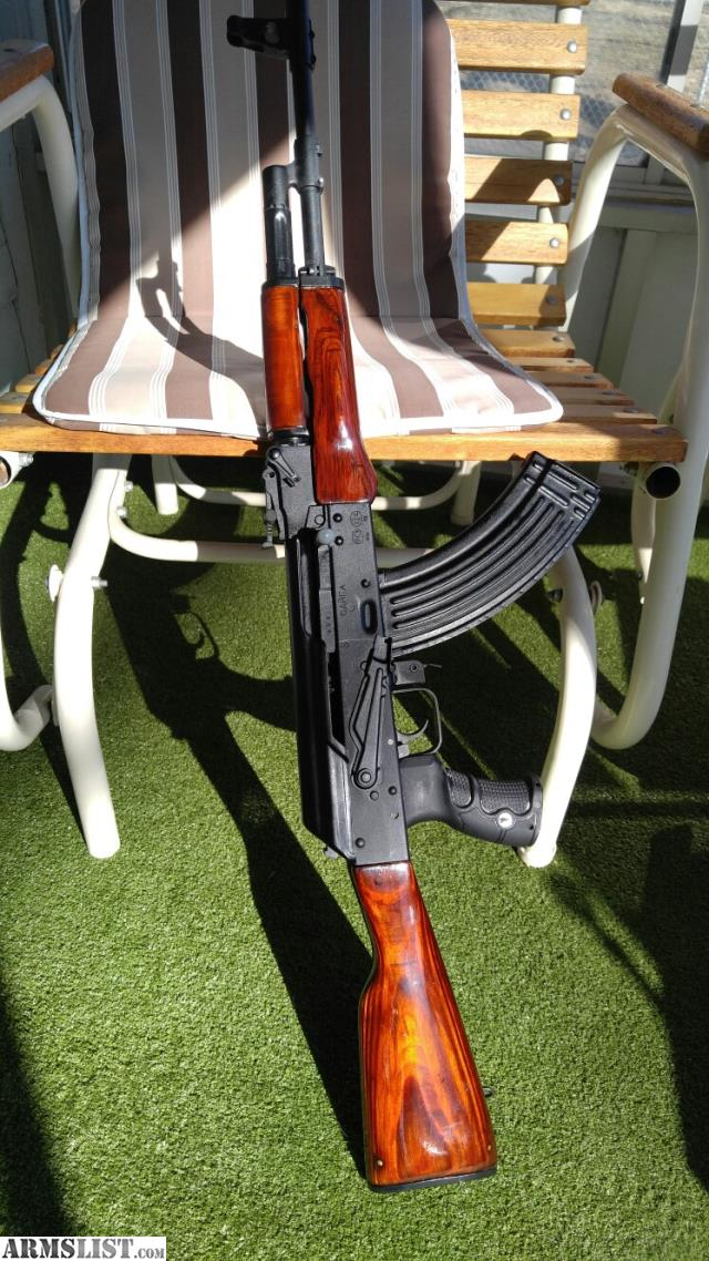 ARMSLIST - For Sale: Russian and Polish AK furniture