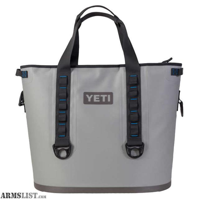 Armslist For Sale New Yeti Hopper 40 Soft Sided Cooler