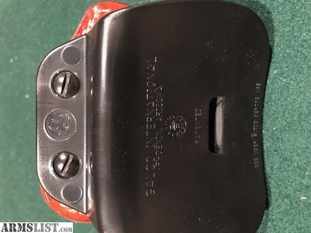 ARMSLIST - For Sale: Galco Yaqui slide belt holster
