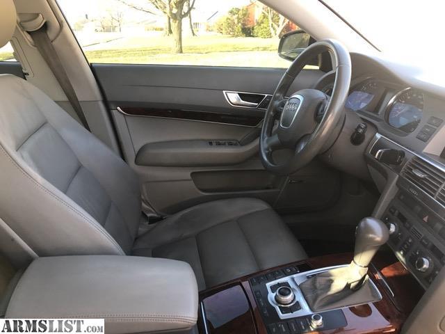 ARMSLIST - For Sale: 2006 Audi A6 Quattro