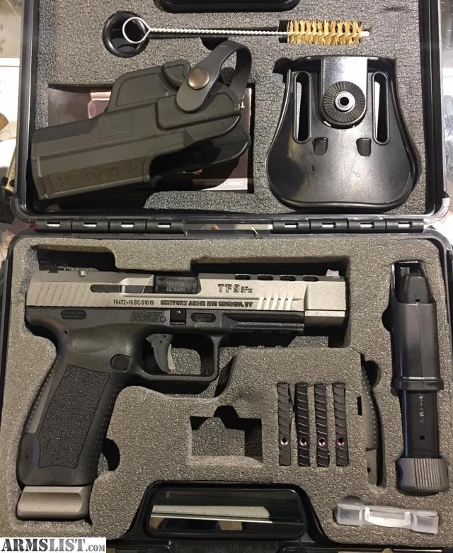 Armslist For Sale Canik Tp9fx