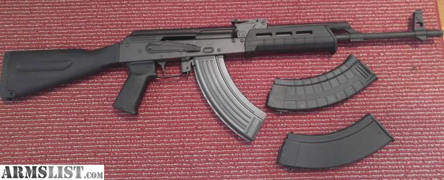 ARMSLIST - For Sale/Trade: Hungarian AMD63 AK47