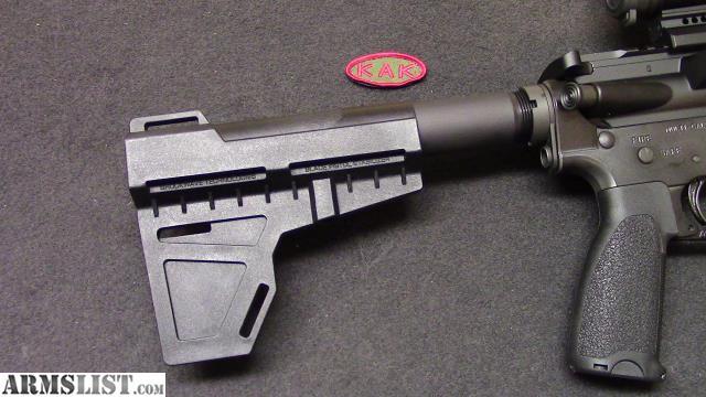 Armslist For Sale Shockwave Blade Pistol Stabilizer