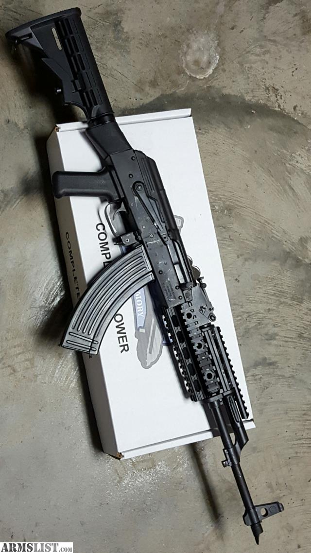 ARMSLIST - For Sale: AK-47 WASR 10-63 in 95%+ Condition Arsenal