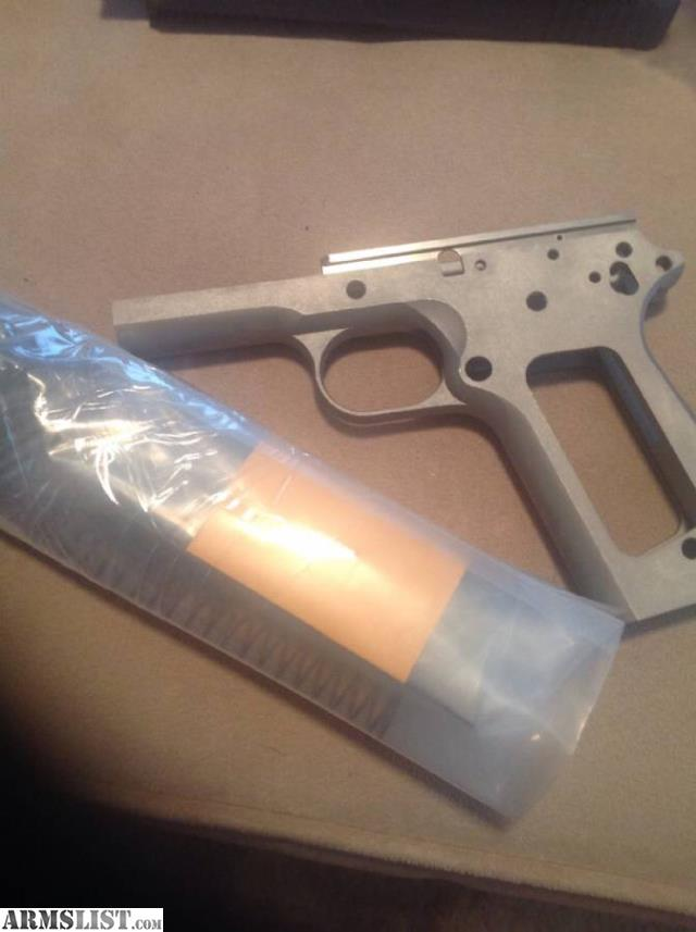 ARMSLIST - For Sale: Build your own 1911- Frame/parts kit