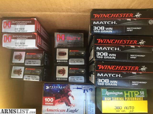 Deals 380 ammo