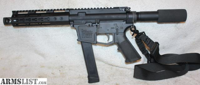 ARMSLIST - For Sale: New Frontier Armory AR15 Dedicated 9MM