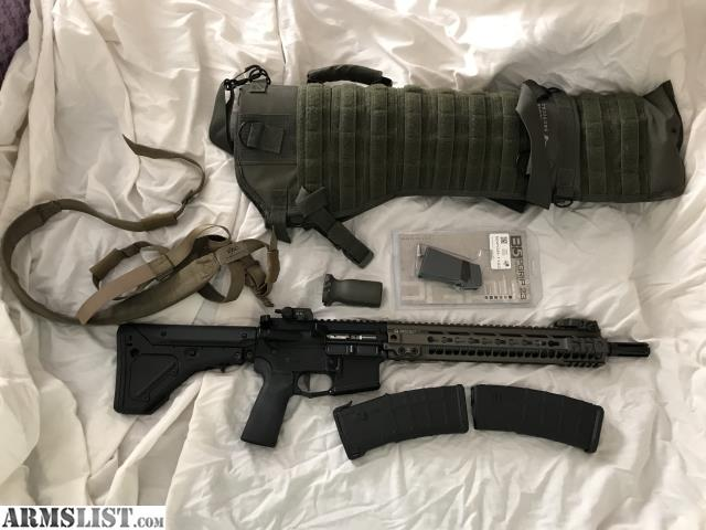 Armslist For Sale Custom Ar 15 With Accessories