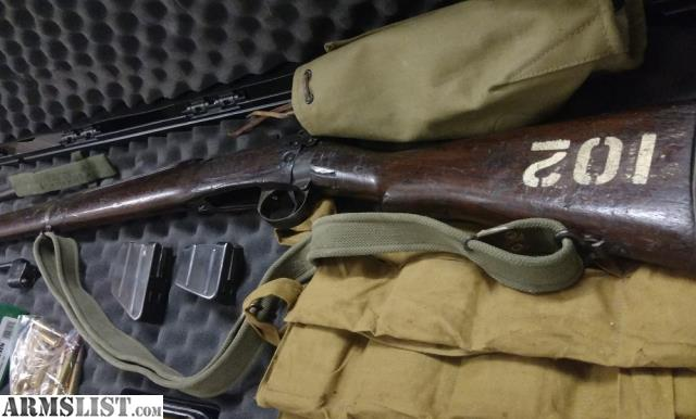 ARMSLIST - For Sale: Enfield No4 mk1 with extras $550