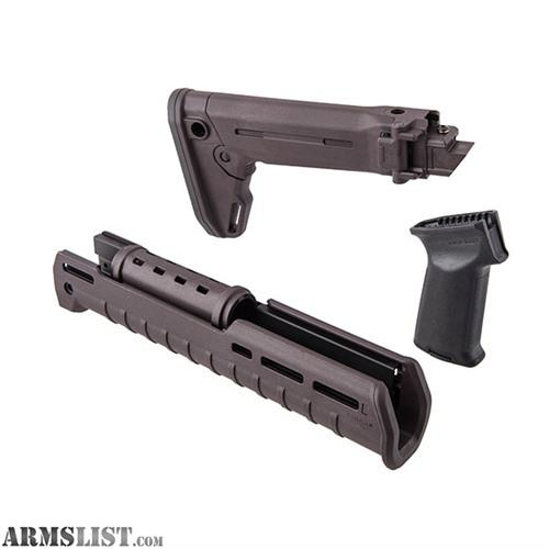 ARMSLIST - For Sale/Trade: Magpul AK Pistol Grips and Zhukov