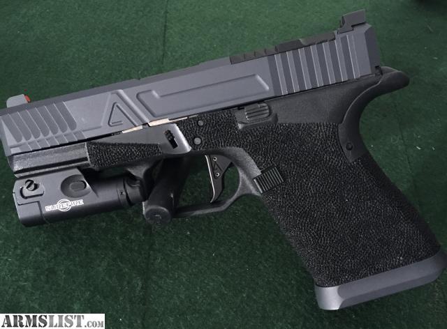 armslist for sale agency arms glock 19 gen4 field battle