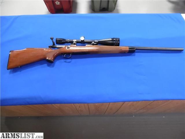 ARMSLIST - For Sale: Remington 700 BDL 6mm Heavy Barrel w/scope