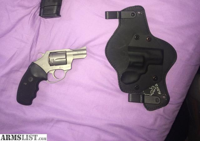 ARMSLIST - For Sale: Charter Arms  38 Special
