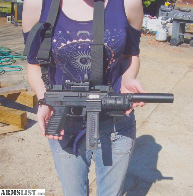 ARMSLIST - For Trade: Highly Customized Intratec Tec 22