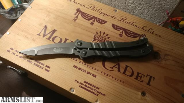 ARMSLIST - For Sale: Automatic Knives