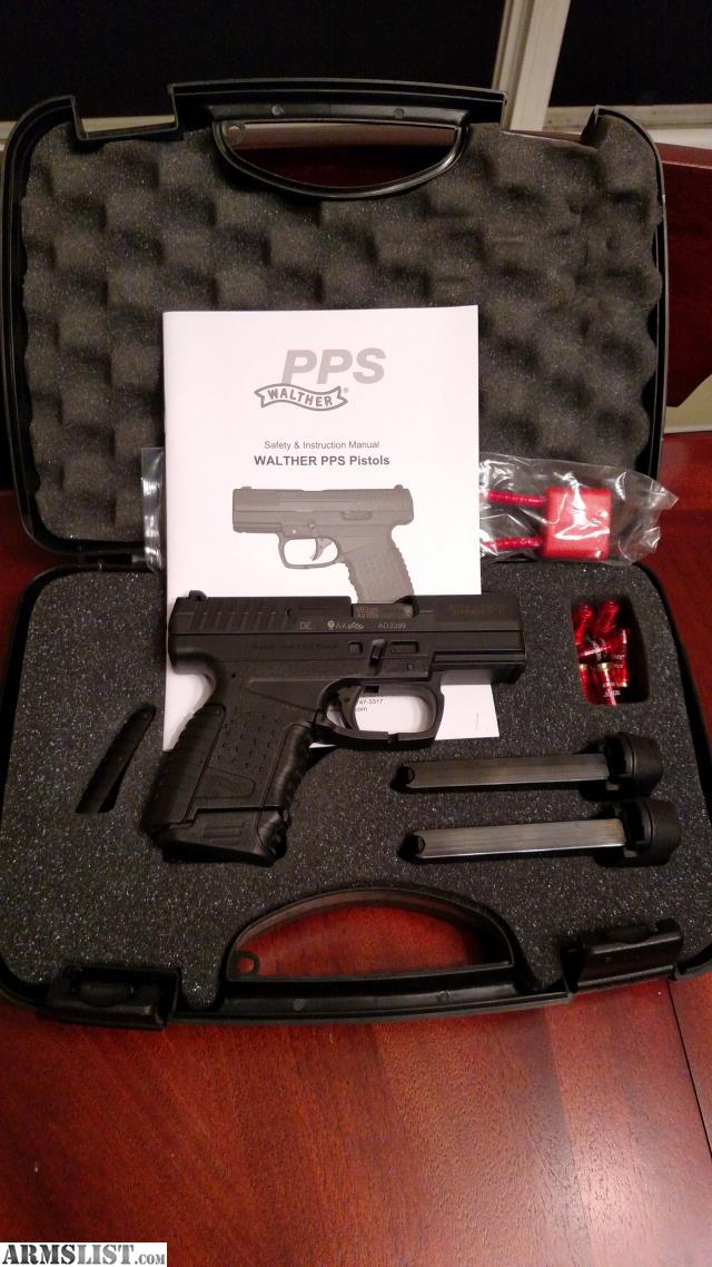 Walther armorers Manual pps