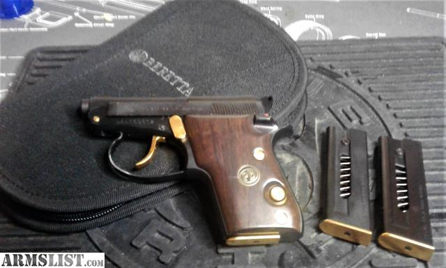 ARMSLIST - For Sale: Beretta Bobcat 22lr