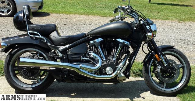 Armslist for sale 2002 yamaha road star warrior for Yamaha warrior for sale
