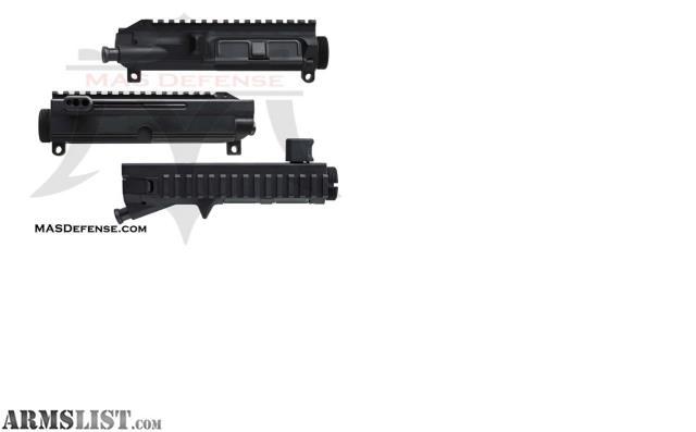 ARMSLIST - For Sale: MAS Defense AR15 SIDE CHARGING HANDLE
