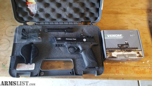 Armslist for sale m p core edition 9mm for M p ported core 9mm
