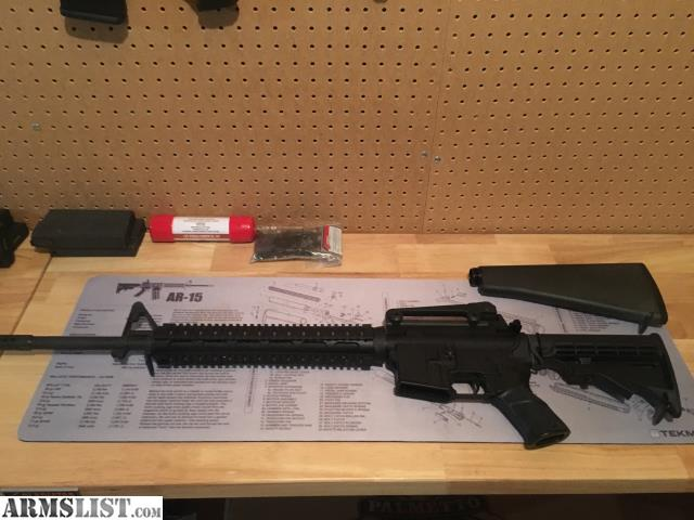 ARMSLIST - For Sale: Bushmaster AR-15 (XM-15E2)