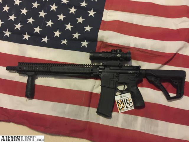 Armslist For Sale Daniel Defense M4v9