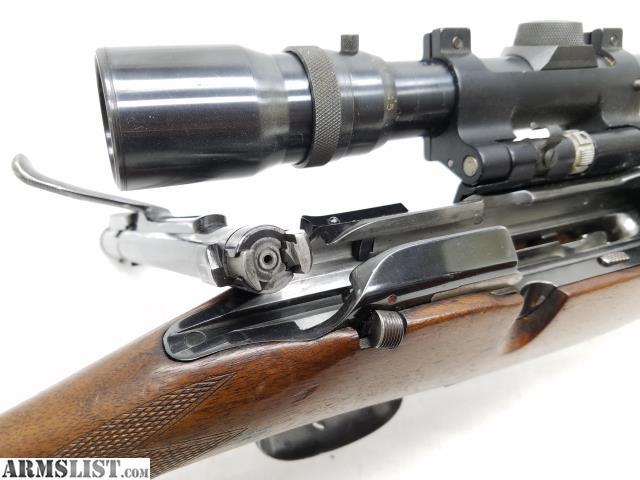 ARMSLIST - For Sale: Steyr Mannlicher Schoenauer Model 1952 30-06